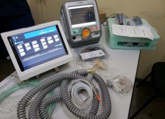 Itacoatiara recebe respiradores e desfibrilador para hospital do município