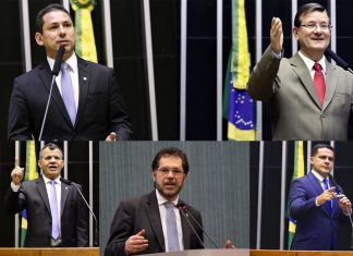 Bancada federal do AM reage a divulgação de vídeo da reunião ministerial