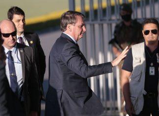 Bolsonaro diz que nomeia novo diretor da PF nesta segunda