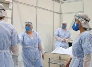 Plataforma oferece hospedagem gratuita para profissionais de saúde