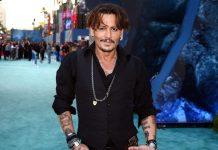 Imagens mostram Johnny Depp desacordado e café da manhã regado à cocaína