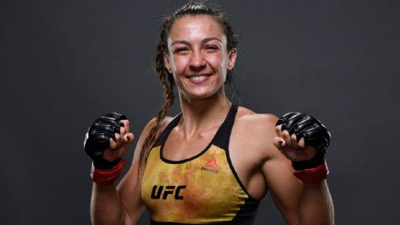 UFC: Amanda Ribas mira retornar ao peso-palha (52 kg)