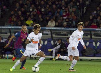 Mundial Interclubes Fifa, Yokohama, 18 de dezembro de 2011 - Santos X Barcelona -
