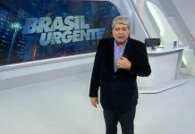 Datena ameaça suposto golpista que enganou Brasil Urgente: 'você vai pra cadeia'