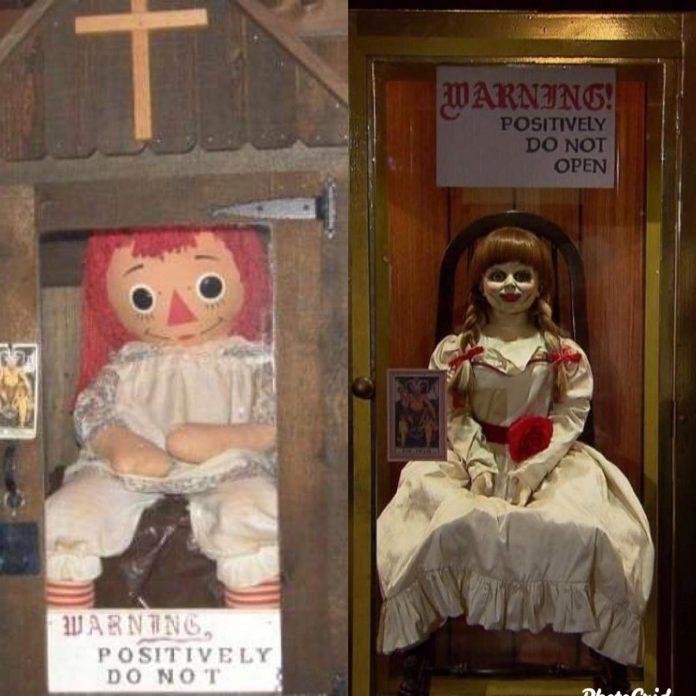 Annabelle: boneca original fugiu de museu nos EUA? Entenda a polêmica