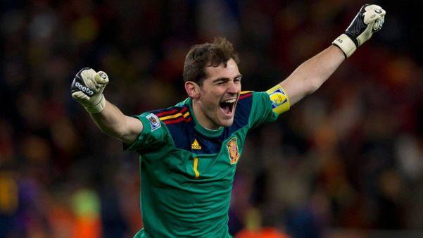 Aposentadoria Casillas
