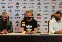 Governo ajudou Flamengo a viabilizar viagem para fechar com Torrent