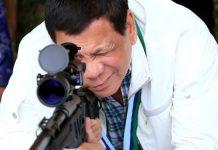 Presidente das Filipinas exige que matem criminosos: 'atira para matar'
