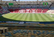 CBF afasta possibilidade de público nos estádios no atual momento
