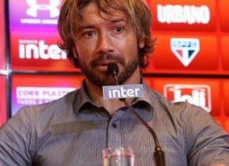 São Paulo: Lugano é a favor da saída do técnico Fernando Diniz São Paulo: Lugano é a favor da saída do técnico Fernando Diniz