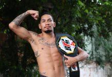 Alexandre Lek Lek conquista cinturão no Amazonas e mira novo desafio
