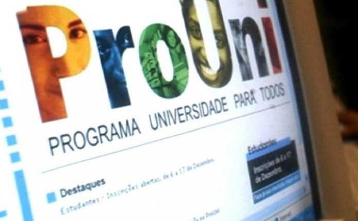Inscrições para bolsas remanescentes do ProUni terminam quarta-feira