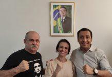 Cristina Batista desponta como candidata a vice-prefeita de Gervasone