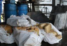 Mais de uma tonelada de droga é incinerada em Manaus