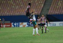 Série C: invicto em casa, Santa Cruz enfrenta o Jacuipense no Recife