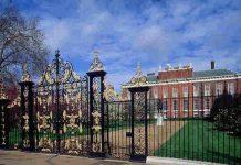 Cadáver é encontrado no Palácio de Kensington, residência de William e Kate
