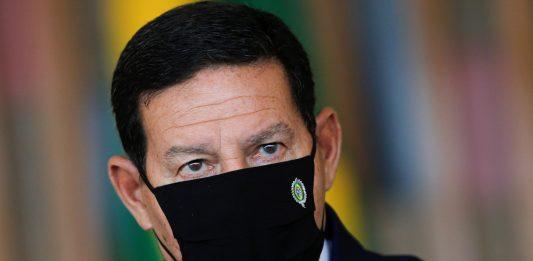 Mourão diz que atuais queimadas na Amazônia não são 'padrão Califórnia'