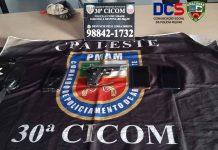 Polícia Militar detém dupla por roubo de celulares no Jorge Teixeira