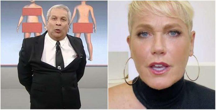 Vídeo: Xuxa é acusada por Sikêra Jr de apologia às drogas e pedofilia