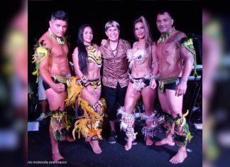 Banda Carrapicho faz show drive in para celebrar 'Dia do Comerciário' em Manaus