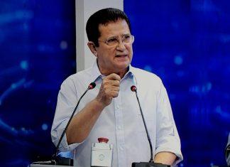 Em debate Alfredo destaca realizações em dois mandatos como prefeito