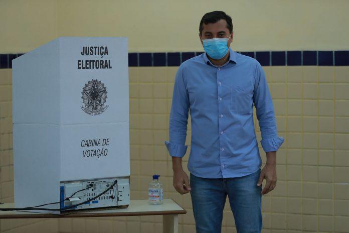 Wilson Lima sobre parceria com próximo prefeito de Manaus