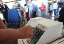 Aproximadamente 1,4 milhão de eleitores irão às urnas neste domingo