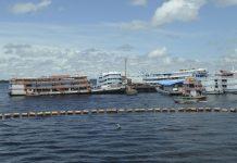 Pará proíbe entrada de barcos de passageiros provenientes do Amazonas