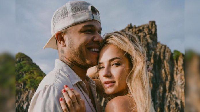 Com aliança, Tierry finalmente pede Gabi Martins em namoro
