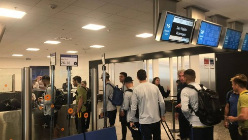 Boca não tem casos de COVID-19 e viaja ao Brasil para encarar Santos