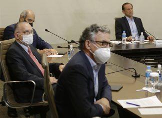 Governo diz a empresários que não permitirá compra de vacina para funcionários
