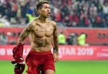 Firmino corre risco de perder posição no Liverpool
