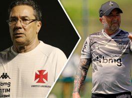 Luxemburgo reencontra Sampaoli após 'cutucada', e tenta vitória inédita