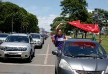 Pelo menos 21 capitais e o Distrito Federal têm protestos contra Bolsonaro