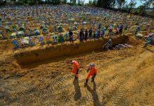 Covid-19: Amazonas totaliza 229.367 casos da doença em todo o estado