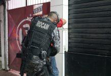 Vinte pessoas são detidas na terceira noite do toque de recolher em Manaus