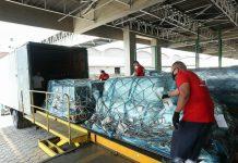 Amazonas recebe 200 concentradores de oxigênio doados por Pernambuco