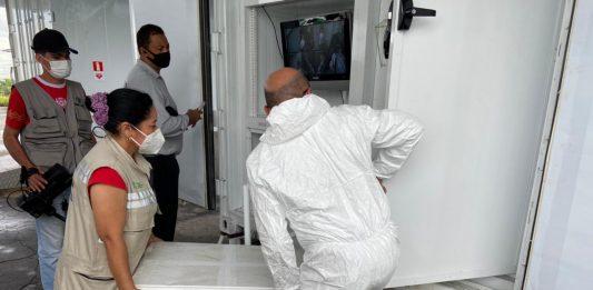 Covid-19: Manaus recebe novas doses para vacinar 54,4 mil idosos de 60 a 69 anos