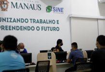 Sine Manaus oferta 38 vagas de emprego nesta quarta-feira
