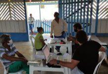 Ação leva kits de sementes e emissão do Cartão do Produtor Rural a comunidade em Apuí
