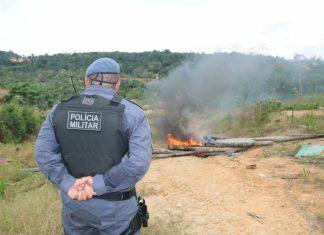 Em 2021, Sistema de Segurança impediu seis ocupações ilegais de terra em Manaus