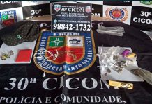 Em Manaus, Polícia Militar efetuou 21 prisões nas últimas 24 horas