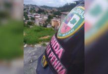 Polícia resgata mulher e criança de colo mantidas em cárcere privado