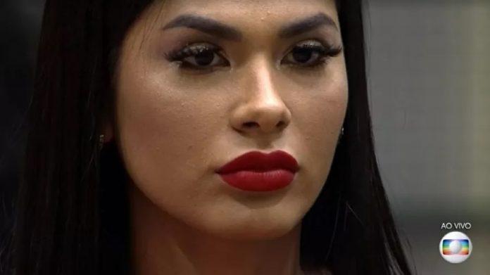 Pocah é a 15ª eliminada do 'BBB 21' com 73,16% dos votos