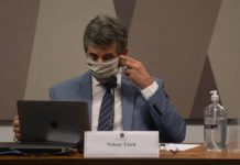 Teich diz que faltou estratégia do governo para adquirir vacinas