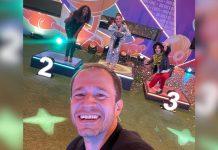 """Tiago Leifert vibra com BBB21 """"difícil e mágico"""""""